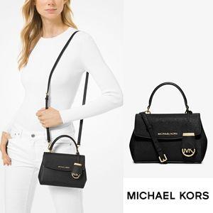 Michael Kors Extra-Small Saffiano Leather Crossbody